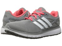 Adidas Energy Cloud Wtc Grey White Charcoal Heather Solid Grey Women's Running Shoes Gray