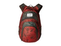 Dakine Campus 25L Northwoods Backpack Bags Red