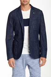 Gant O. The Denim Blazer Blue