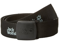 Jack Wolfskin Secret Belt Wide Black Belts