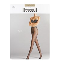 Wolford Nele Fishnet Tights Female Neutral