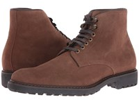 Gordon Rush Brett Rust Suede Men's Boots Red