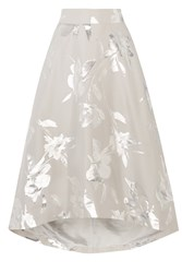 Coast Aviero High Low Skirt Silver