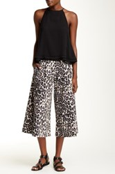 Tracy Reese Printed Gaucho Pant Multi