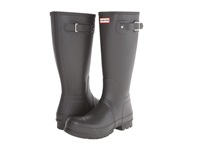 Hunter Original Tall Slate Men's Rain Boots Metallic