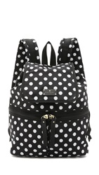 Kate Spade Marin Nylon Backpack Black Dot