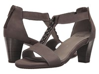 Ara Rosalyn Street Nubuck Women's Sandals Brown