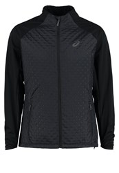 Asics Hybrid Sports Jacket Performance Black