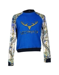 Leitmotiv Sweatshirts Bright Blue