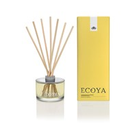 Ecoya Reed Diffuser Lemongrass And Ginger