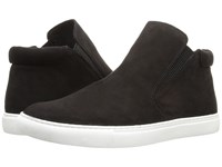 Kenneth Cole Reaction Kam Ping Black Microsuede Women's Shoes