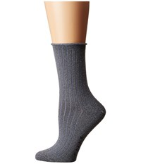 Falke Free Time Ankle Lapis Women's Crew Cut Socks Shoes Navy