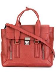 3.1 Phillip Lim Medium 'Pashli' Satchel Red