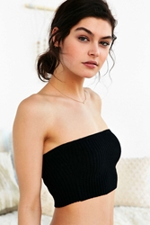 Bdg Brooklyn Bandeau Bra Black
