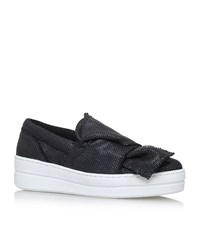 Kurt Geiger Laira Flatform Sneakers Female Black
