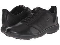 Geox U Nebula 11 Black Men's Shoes