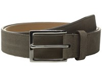 Cole Haan 32Mm Suede Taupe Men's Belts