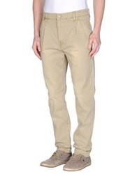 Met And Friends Casual Pants Beige