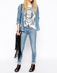 Denim And Supply Ralph Lauren Denim And Supply By Ralph Lauren Skinny Jeans Blue