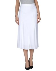 Aquilano Rimondi Skirts 3 4 Length Skirts Women