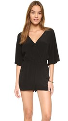 Bb Dakota Shania Romper Black