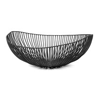 Serax Meo Serving Bowl Black