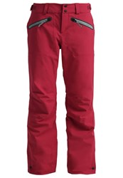O'neill Jeremy Jones Waterproof Trousers Passion Red
