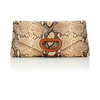 Dries Van Noten Women's Convertible Foldover Clutch No Color