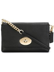 Coach 'Cross Town' Crossbody Bag Black