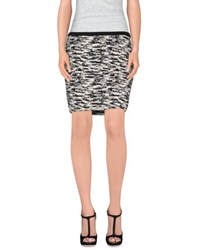 Guess Skirts Mini Skirts Women Black