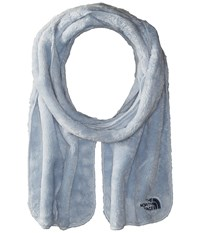 The North Face Denali Thermal Scarf Arctic Ice Blue Scarves White