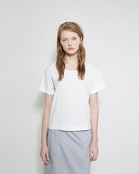 Mhl By Margaret Howell Relaxed T Shirt White