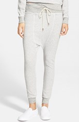 Women's The Great 'The Gym' Stripe Knit Pants