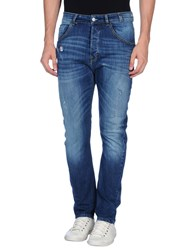 Jcolor Denim Denim Trousers Men Blue
