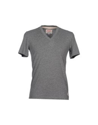 Waimea Short Sleeve T Shirts Slate Blue