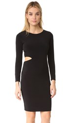 Velvet Georgia Dress Black