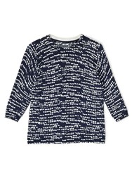 Dash Snowball Jumper Navy