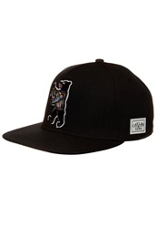 Cayler And Sons Siggi Smallz Cap Black Multicoloured