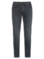 Rag And Bone Low Rise Skinny Jeans Denim
