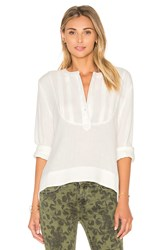 Candc California Carly Blouse White