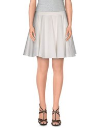 Chalayan Skirts Mini Skirts Women White
