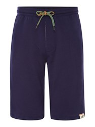 Paul Smith Jersey Loungewear Shorts Navy