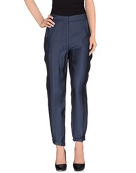 Pepe Jeans Trousers Casual Trousers Women Slate Blue