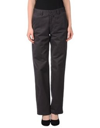 Gant Casual Pants Steel Grey