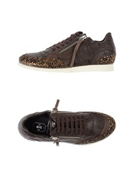 Bruno Bordese Low Tops And Trainers Dark Brown