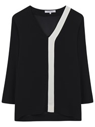 Gerard Darel Blackbird Blouse Black