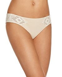 Becca By Rebecca Virtue Home Spun American Bikini Bottom Sandy