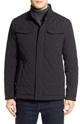 Tumi Men's Quilted Moto Jacket