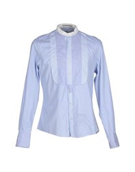 Consumers Guide Shirts Shirts Men Sky Blue