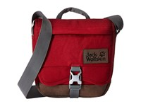 Jack Wolfskin Warwick Ave Dried Tomato Backpack Bags Red